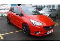 2015/15 Vauxhall Corsa 1.0T ( 115ps ) Turbo ecoFLEX ( s/s ) Limited Edition