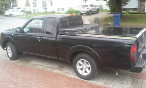 Pick up nissan frontier 2003
