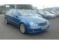 2005/55 Mercedes-Benz E320 3.0TD 7G-Tronic CDI Sport FULLY LOADED