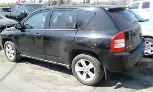 "2007 Jeep Compass Sport ""4 wheel drive"""