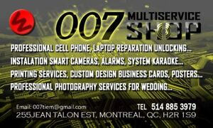 4.8 stars Pro Cell phone , laptop reparation