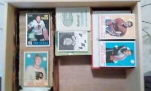 1968-74 hockey cards.