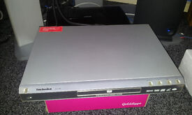 TECHNIKE DVD PLAYER COME WITH REMOTE CONTROL AND ADAPTER GOOD WORKING USED IN EXCELLENT CONDITION