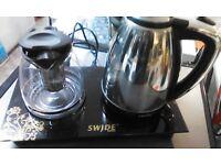 SWIDE stainless steel electric tea maker WDN-2013TA