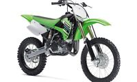 Looking for any blown dirt bikes