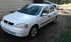 2002 Astra CD Sedan SWAP M/Cycle,Quad, Scooter,golf buggy etc Warwick Southern Downs Preview