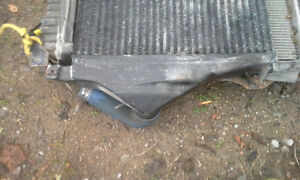 INTERCOOLER AND RAD for FORD E250,E350,E450 WITH 6 LITRE DIESEL Peterborough Peterborough Area image 3