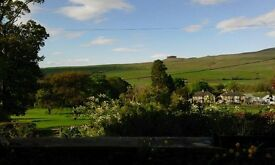 Large Room with a View to let in Middleton in Teesdale