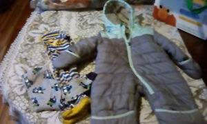 Baby boy clothes lot  6-12months