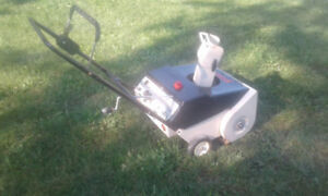 **gas MTD snowblower 5hp 21 inch works great $150 obo