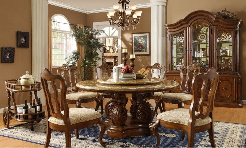Antique reproduction Dining room sets