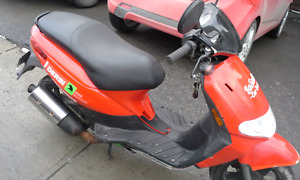 2005 Derbi Red Bullet Atlantis