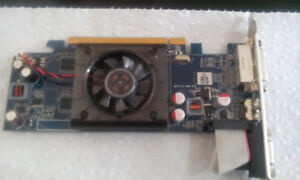 Carte graphique : Radeon HD 4350