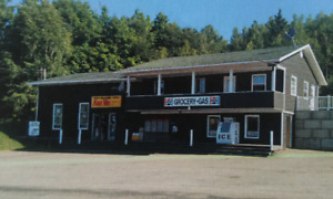 Convenience Store, Home & Garage Forsale