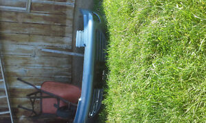 Cavalier body parts,  2 back bumper, Trunk and front bumper Cornwall Ontario image 4