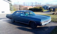 1970 Dodge Monaco Well looked after vehicle