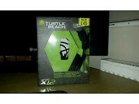 Turtle beach x12 xbox headset