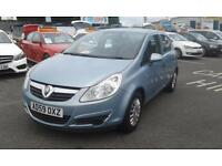 2009/59 VAUXHALL CORSA 1.2 LIFE A/C 1 FORMER KEEPER SERVICE HISTORY