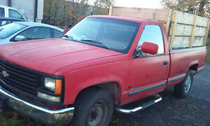 1990 Chevrolet Cheyenne pick-up