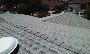 *Best roofing service in town * shingles/eavestrough/soffit