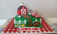 Elizabeth's Cake Creations!!