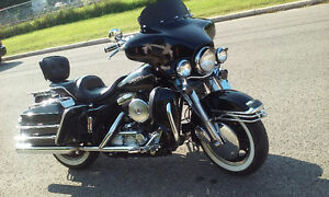 Electra Glide Classic Police pack