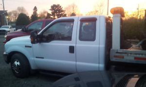 2001 Ford F-350 plateforme Autre