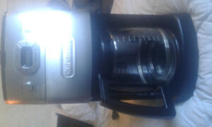 cuisinart grind and brew 12 cup coffee machine $40 firm