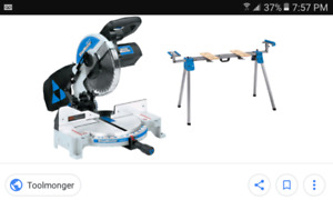 Delta 10' saw woth stand