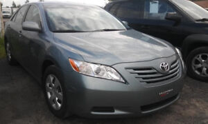 SAFETIED IMMACULATE 2009 Camry 4cyl automatic-613-822-7826