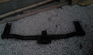 Trailer Hitch for a GM Chevy