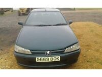 Peugeot 406 1.9 disel very Good Condition