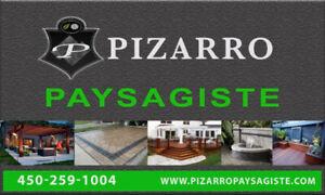 Pavages Pizarro-Estimation Gratuite- Promotion en cours