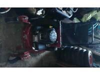Brand new large pro mower