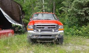 2000 Ford F-350 Xl Pickup Truck