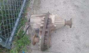 Transfer case electric shift