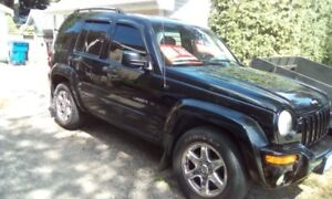 Jeep Liberty in excellent condition!