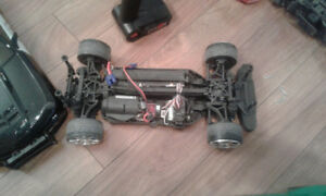Rc drift cars, barely used and like new.
