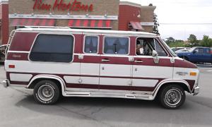 1988 Chevrolet Van20 for sale $3500