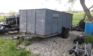 Single axle trailer  for sale  Reduced