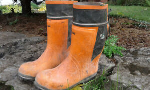 Viking Cork Boots - Tree planting or forestry Caulk boots