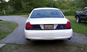 2004 Ford Crown Victoria trade for snowmobile