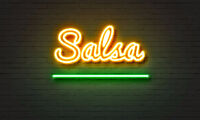 Salsa Dancing With Zoi