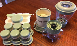 Baby Magic Bullet - Complete