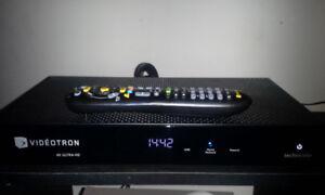 ENREGISTREUR 4K ULTRA HD DE VIDEOTRON.