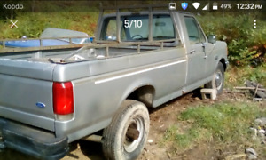 Parts for sale ford f250 1990