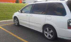 2004 Mazda MPV- ES Minivan in good Condition PRICED TO SELL QUIC