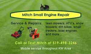 Small engine repair  and service  Kitchener / Waterloo Kitchener Area image 2