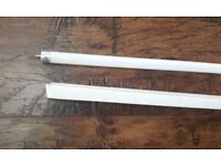 "aquarium fish tank fluorescent lamp tube. approx 24"" 600mm 18watts new in box. cost £12 sell for £5"