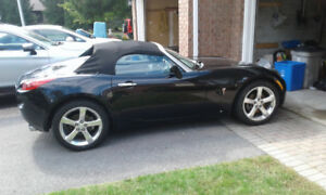 2006 Pontiac Solstice 5 speed